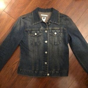 Gap Jean Jacket Sz Small